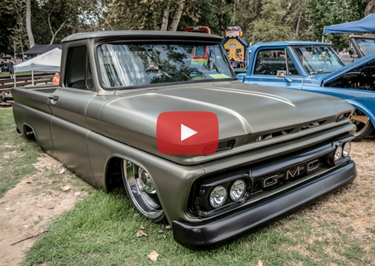 Celebrating Classic Trucks at Brothers Truck Show [VIDEO]