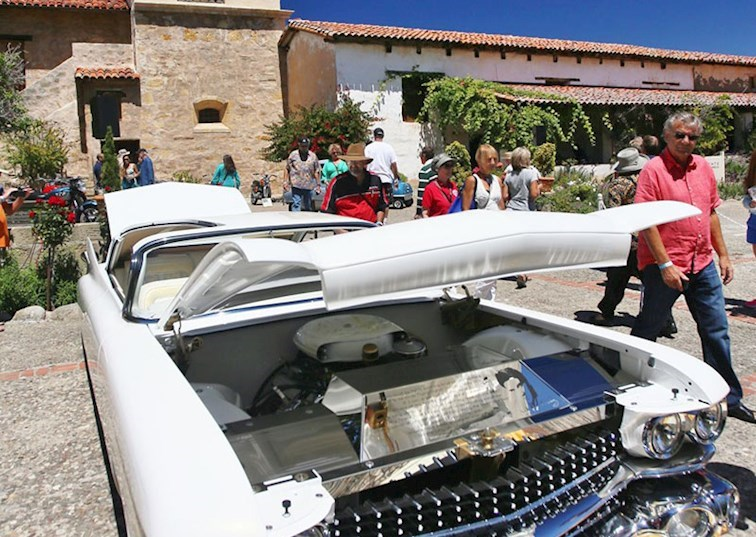 Carmel Mission Concours 2015: Monterey's Best Kept Secret Is Gaining Ground