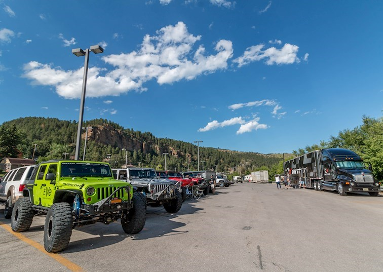2015 West Coast JK Experience, Day 1: Checking In To Check Out