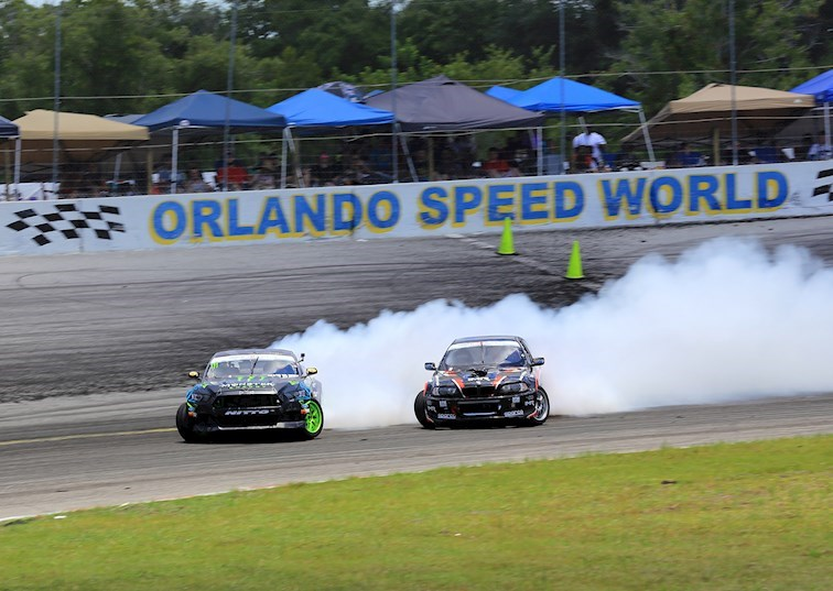 Top 32 Play-by-Play: 2016 Formula Drift Rd 3 Orlando Speedworld