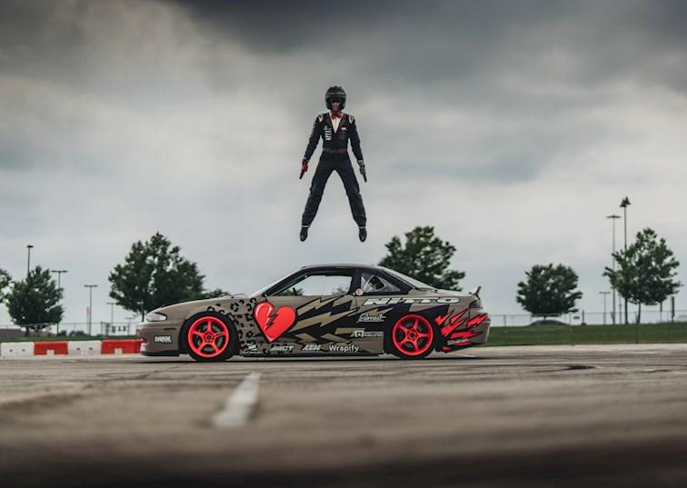 No Broken Hearts Here: Drifting With Matt Powers [360 Virtual Reality]