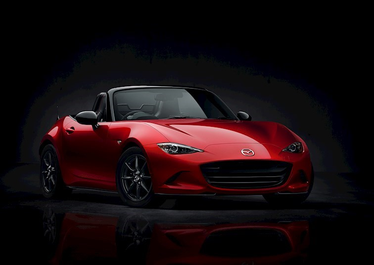 Five Reasons to Love the Mazda MX-5 Miata