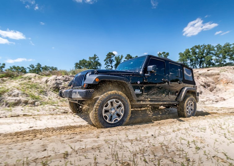 How To Properly Calibrate Your JK for Taller Tires