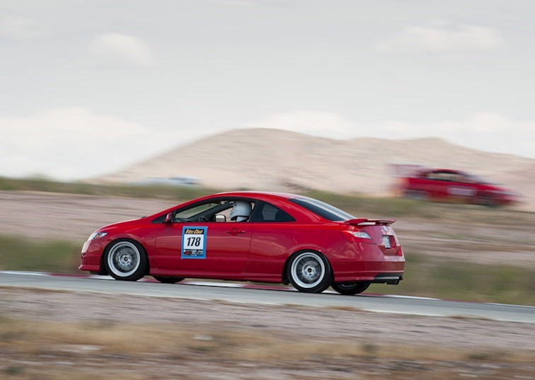VTEC Club 2016, Rd 4: Better, Faster, Closer