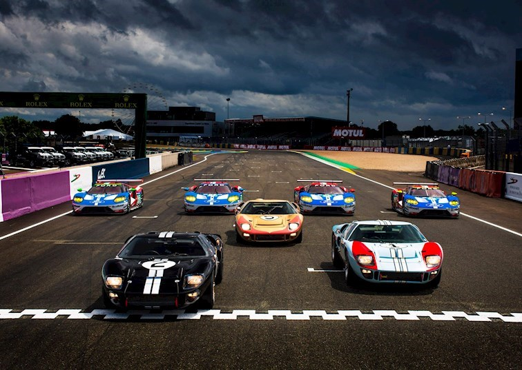 The Return of Ford to Le Mans: 4 of 5