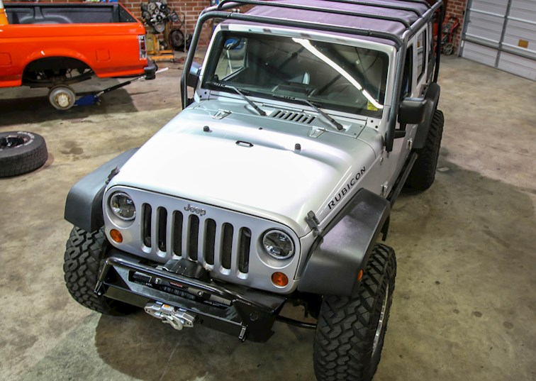 Nice Rack: Jeep Wrangler JK Smittybilt Roof Rack [Review]