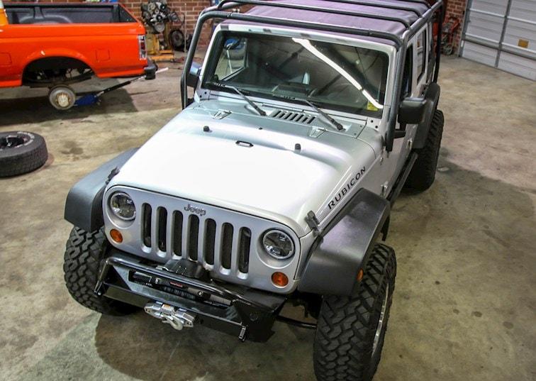 Nice Rack: Jeep Wrangler JK Smittybilt Roof Rack [Review]