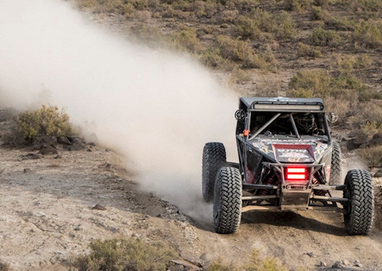Dust and Glory at Ultra4 Fallon 250