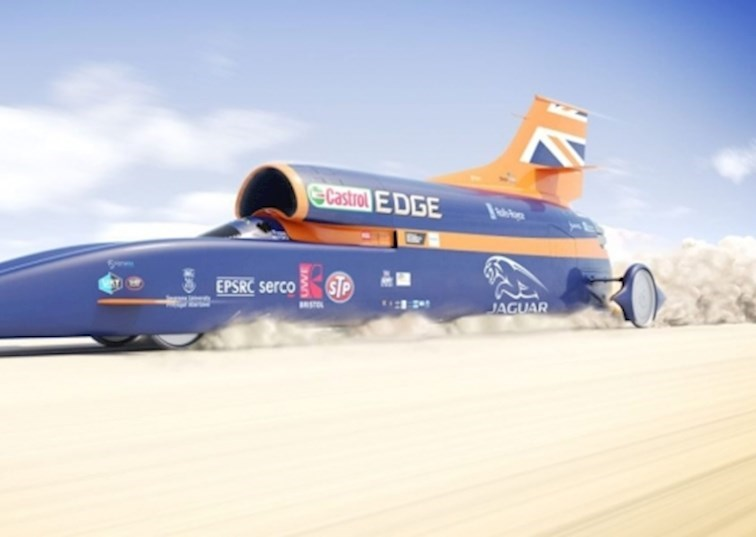 10 Ways This 1,000 MPH Car Will Blow Your Mind