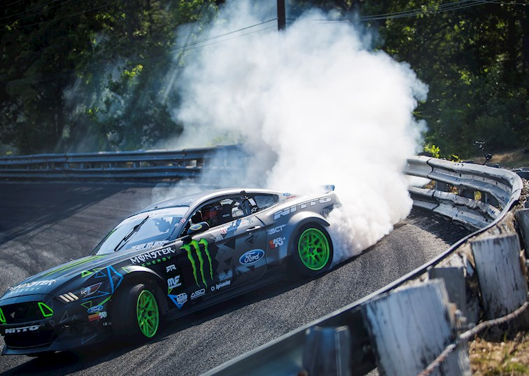 2016 Formula Drift Wall Speedway Top 32 Play-By-Play