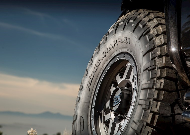 Breaking Boundaries: Introducing the Nitto Ridge Grappler