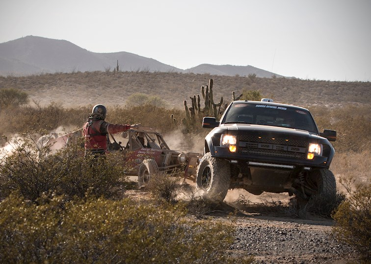 All Roads Lead to Adventure: Baja Proving Grounds During Mexican 1000