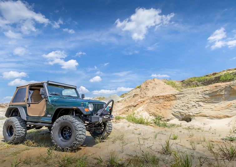 Farm Jeep Rehash: The Total TJ Transformation