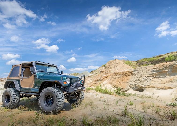 Jeep Wrangler TJ Buyers Guide  DrivingLine