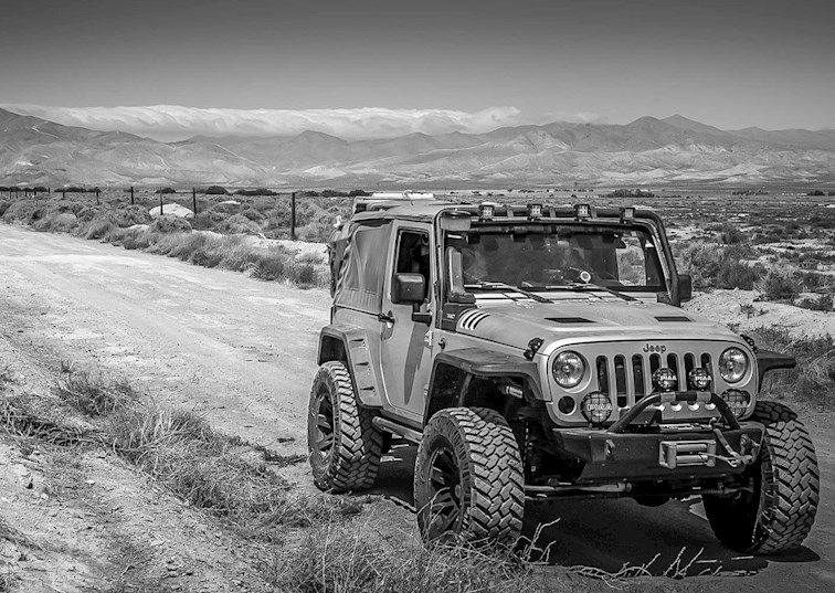 The Tortoise and the Jeep: Koehn Lake Trail Hunt