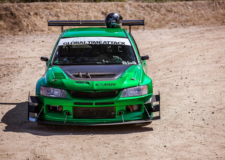 Preparing the Hulk Evo for the Pikes Peak International Hill Climb