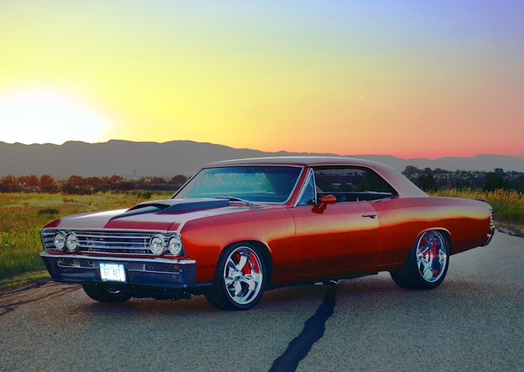 Classically Born, Modernly Modified: Jim Meyer's 1967 Chevelle