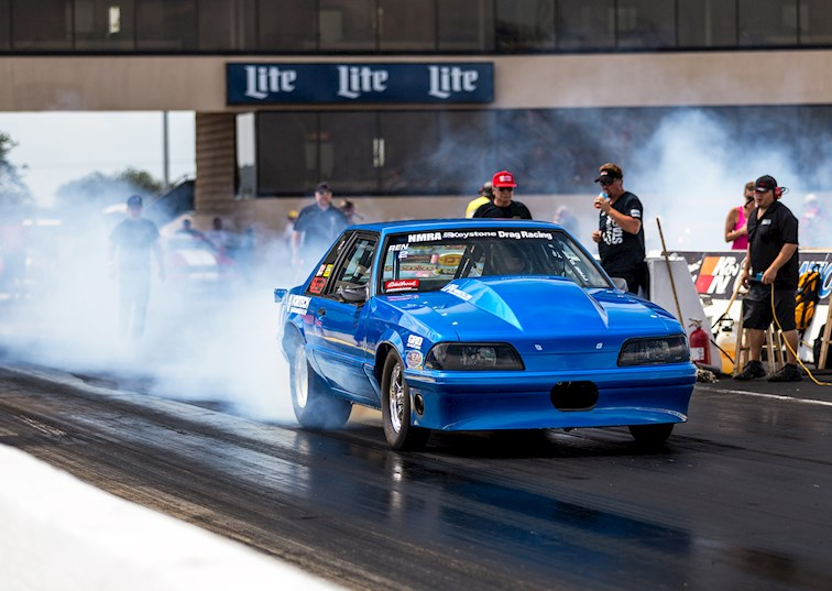 Race for the Ring at the 11th Annual Nitto Tire NMCA NMRA Super Bowl