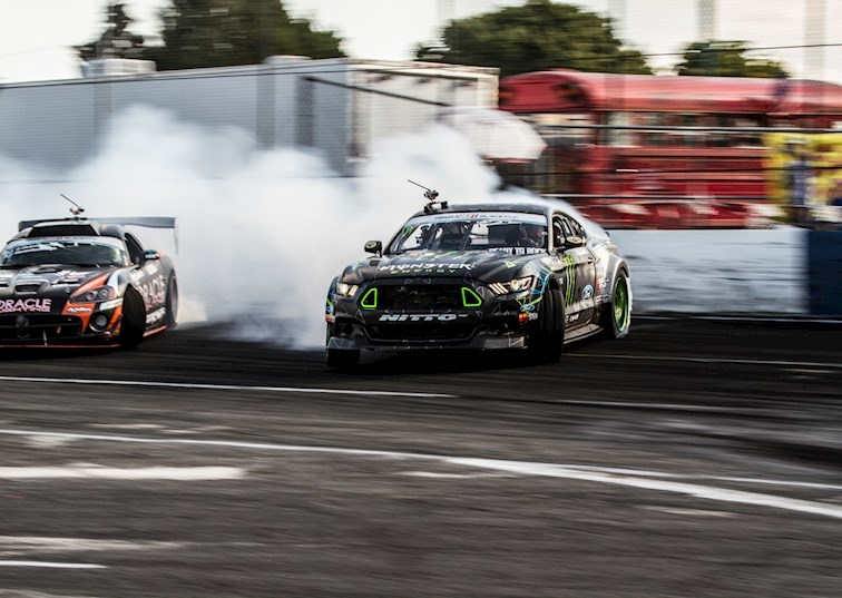 2016 Formula Drift Seattle Top 32 Play-By-Play