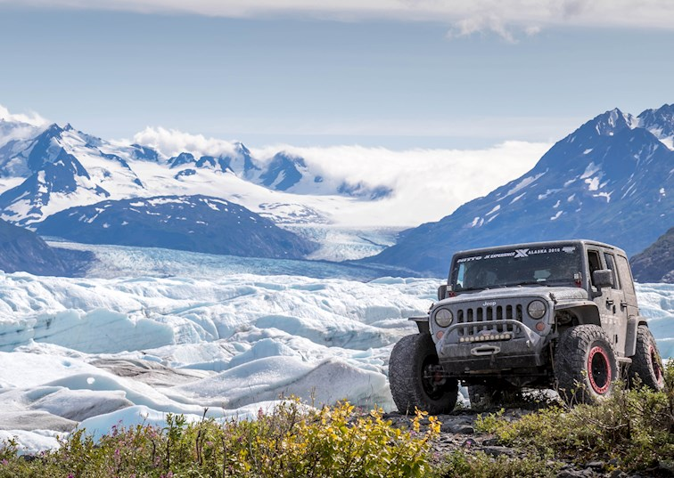 2016 Nitto JK Experience Alaska