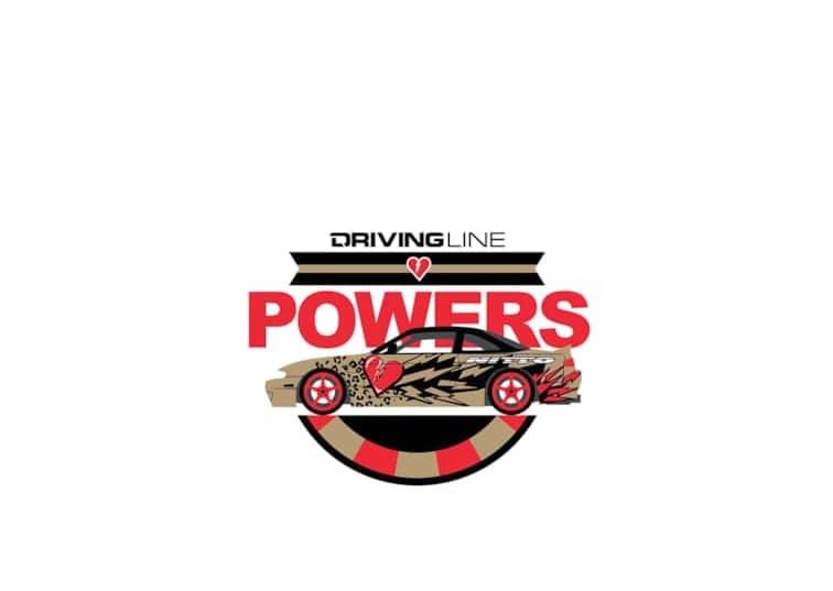 Matt Powers x Driving Line Exclusive Design