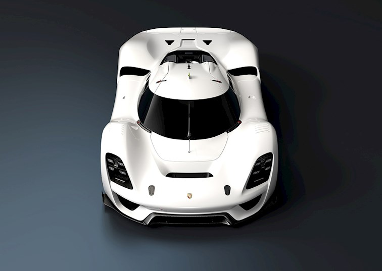 Porsche 908-04 Concept: The Return of the Longtail