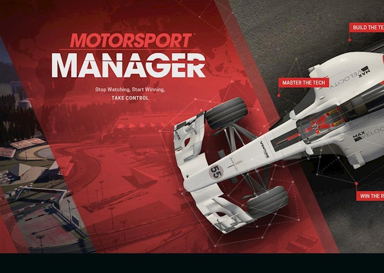 Stop Playing and Take Control with Motorsport Manager