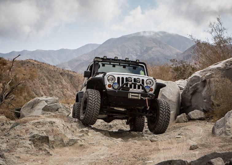 Berdoo Canyon Trail Review