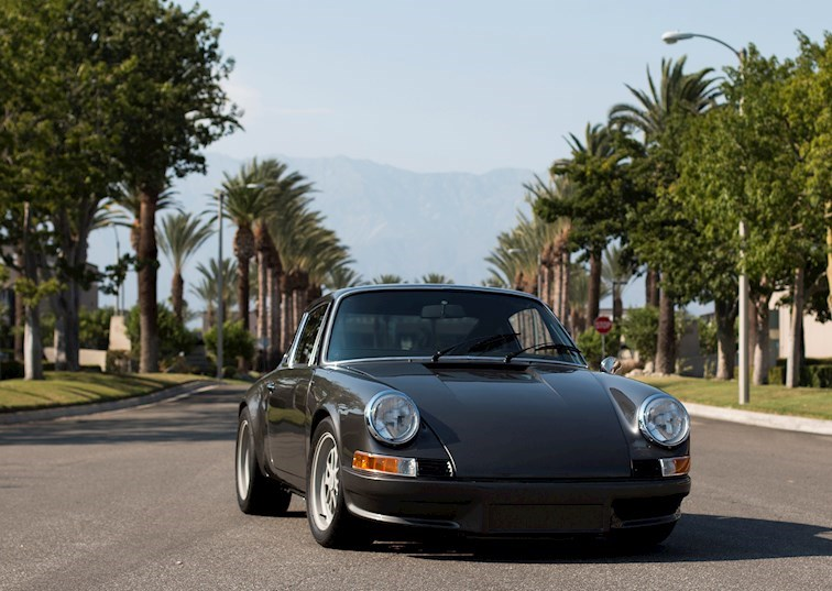 The New King of Cool: A Bisimoto Porsche 911 Steve McQueen Would Love