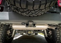 two wide 001 jeep wrangler jk rugged ridge hitch kit 1