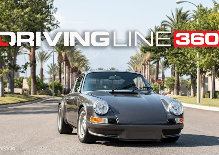 The Coolest 1980 Porsche You'll Ride In [360 Virtual Reality]