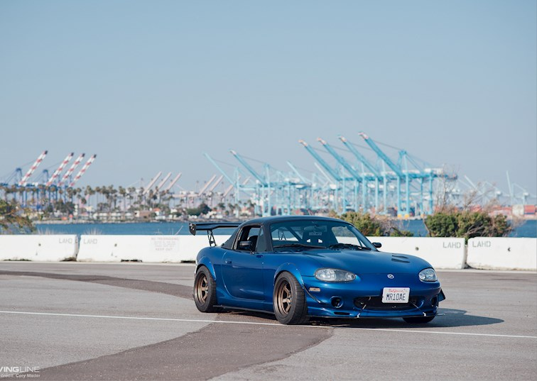 Track-Prepped and Daily Driven: Kento's Supercharged NB Miata