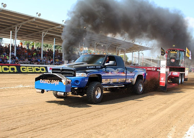 Scheid Diesel Extravaganza: The Super Bowl of Truck Pulling