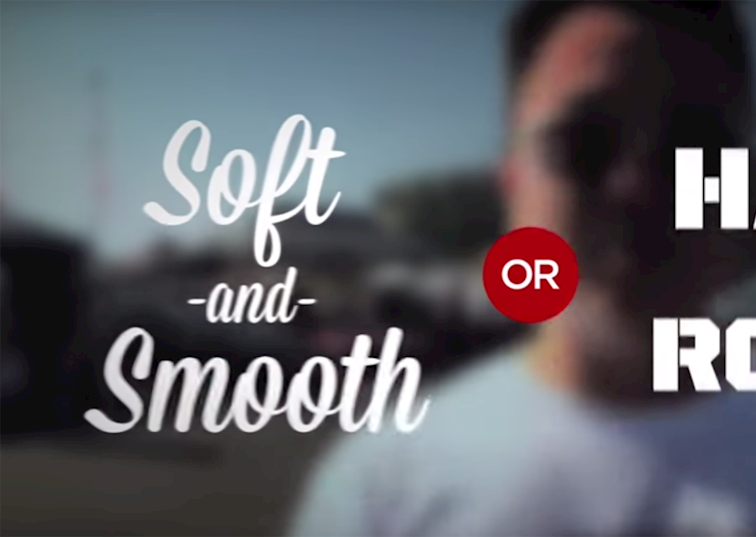 Soft & Smooth or Hard & Rough? [Video]