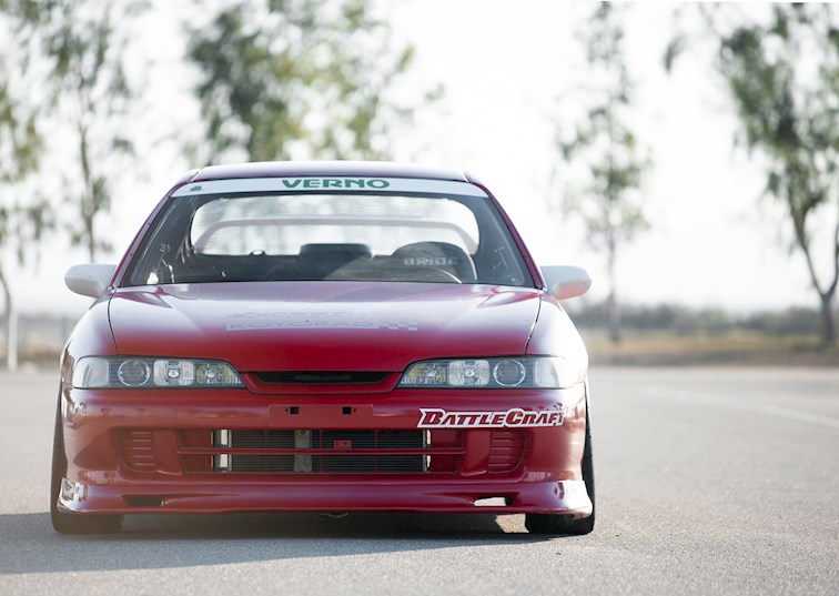 Redefining Form and Function: Having Fun With a SOHC Integra