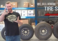 two wide size matters tires diesel performance power