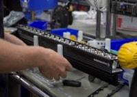 two wide 000 baja designs light bar lens assembly