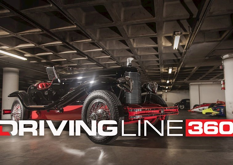 Ride Along in the Ultimate Packard and Duesenberg Rival [360 Virtual Reality]