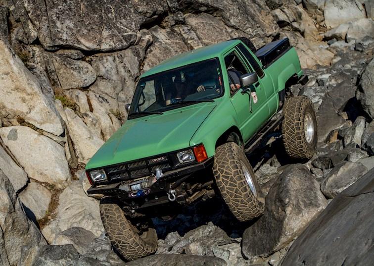 Ridge Grapplers Take on the Rubicon