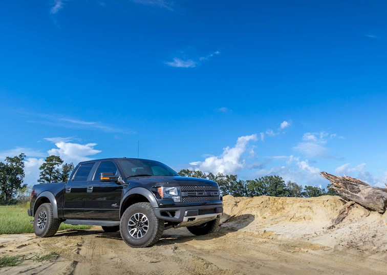 How to Level Your Ford Raptor Without Raising the Front Suspension