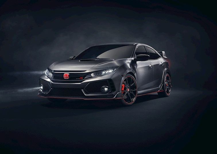 The Civic Type R Prototype Is Here... And It Is F'in' Glorious