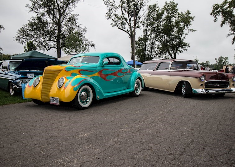 Show and Tell From the Street Rod Nationals [Gallery]