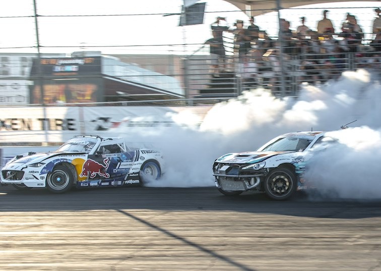 2016 Formula Drift Irwindale Finals Top 32 Play-by-Play