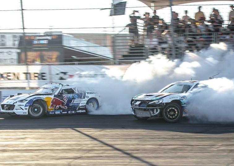 two wide driving line 2016 formula drift finals 30 b