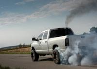 two wide 000 2006 dodge ram 2500 cummins diesel burnout feat