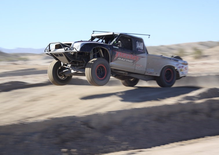 Suspension Theory With King Shocks