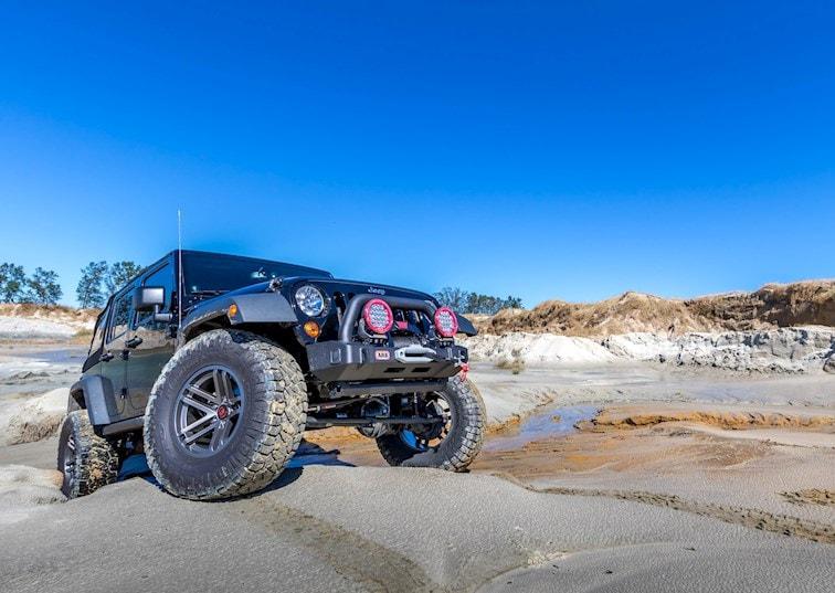 JKS 2.5 Jeep Wrangler Suspension Review [Video]