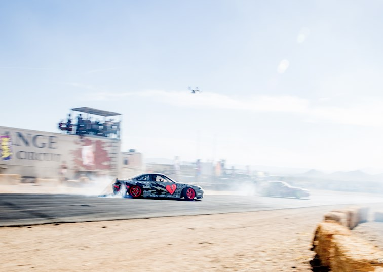 Super D Matsuri: Revival of the Golden Age of Drifting