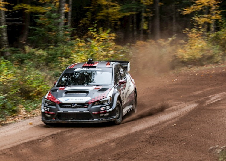 Rally America National Championship 2016 Comes to a Colorful Close at LSPR