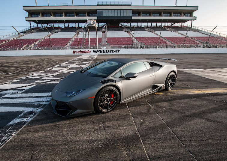 Wait Until You See What This Huracan Will Do
